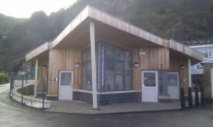 360 Knab Rock Water Sports Centre